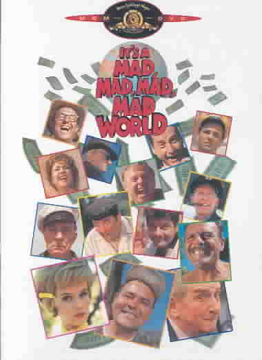IT'S A MAD MAD MAD MAD WORLD BY TRACY,SPENCER (DVD)